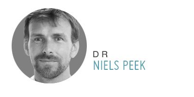 MUJO Interviews Dr. Niels Peek of University of Manchester